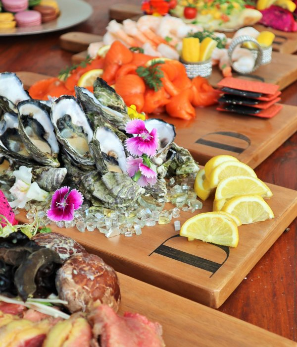 Food Catering Oysters Dish Catering