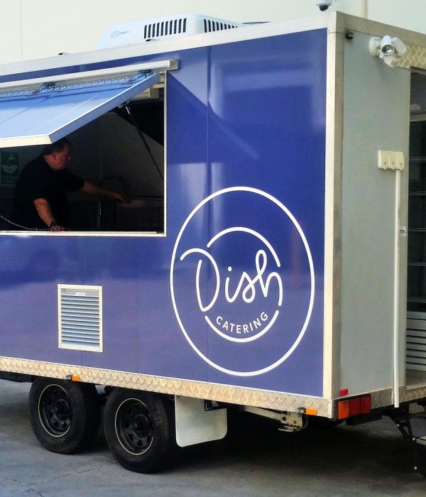 Private Food Catering Home Catering Food Van Food Truck Dish Catering