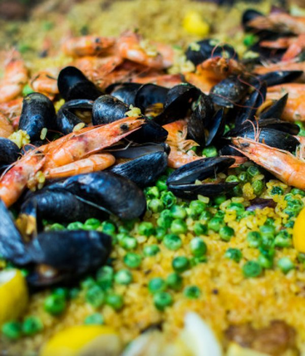 Corporate Private Wedding Food Catering Paella Hire Dish Catering