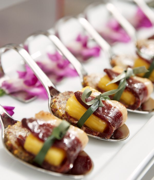 Food Catering Canapes Dish Catering